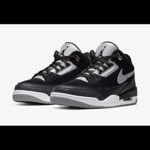 Jordan 3 retro Tinker Black Cement Grey